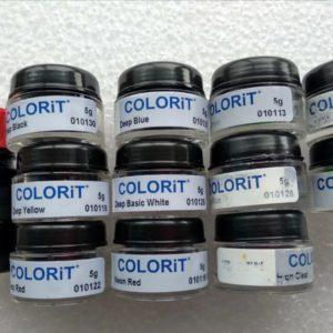 Эмали COLORIT светоотверждаемые