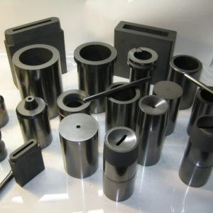 Расходные материалы Indutherm: тигли, фильеры, термопары